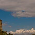 A view in Edhinburg by Antonio Zarli