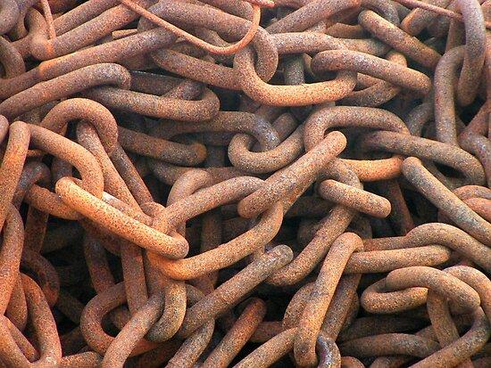 Corrosive chains will finally break  by patjila