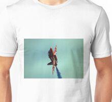 3. Red Arrows at Llandudno Unisex T-Shirt