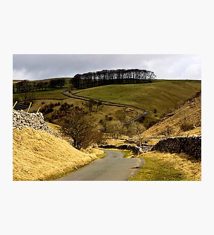 Coverdale Country Road Photographic Print