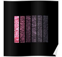 Tints of Purple Poster