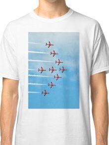 2. Red Arrows at Llandudno Classic T-Shirt