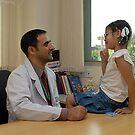 MISHA AND DOCTOR UNCLE by RakeshSyal