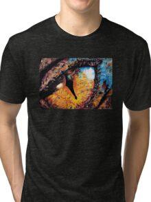 Smaug's Eye Tri-blend T-Shirt