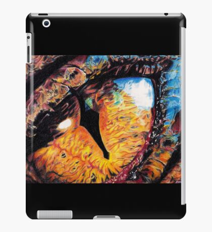 Smaug's Eye iPad Case/Skin