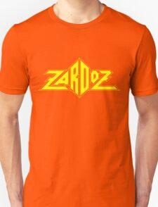 Zardoz Yellow Unisex T-Shirt
