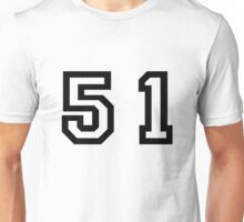 Fifty One Unisex T-Shirt