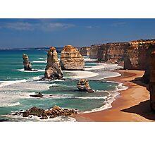 12 Apostles, Australia Photographic Print