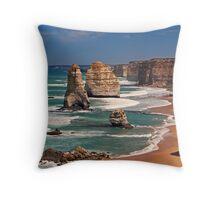 12 Apostles, Australia Throw Pillow