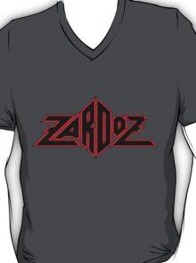 Zardoz Black Red T-Shirt