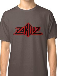 Zardoz Black Red Classic T-Shirt