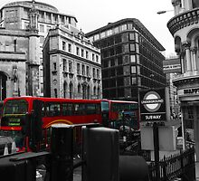 Layers of London by rachymac