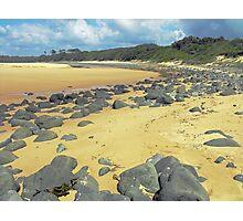 Saltwater Beach, NSW Mid North Coast. Photographic Print