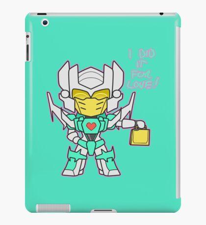 For Love! iPad Case/Skin