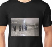 Waiting Rooms Unisex T-Shirt