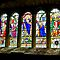 Hubberholme Church Window #3 by Trevor Kersley