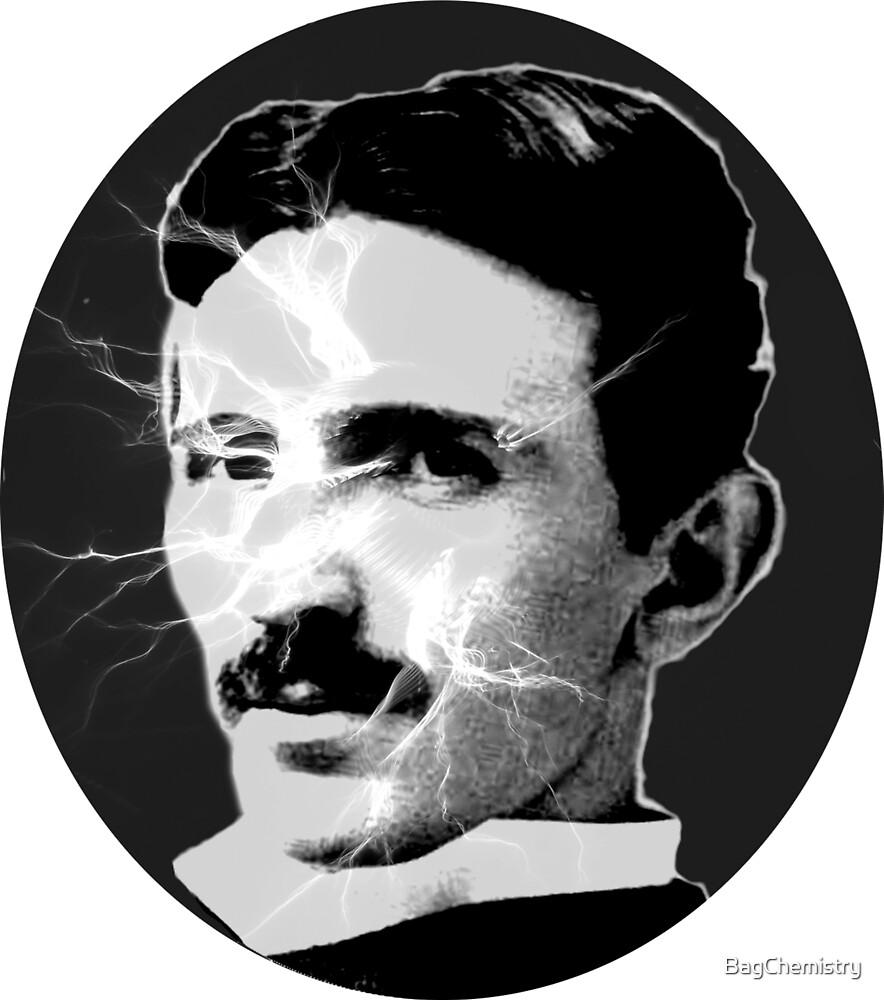 Tesla - Electricity by BagChemistry