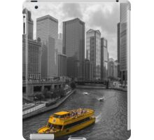 Watertaxi iPad Case/Skin