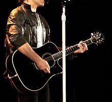 Jon Bon Jovi by Mike Topley