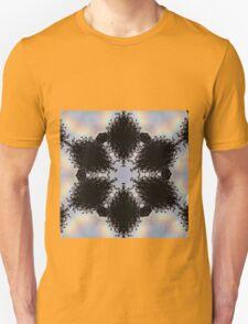 Kaleidoscope Rainbow #1  Unisex T-Shirt