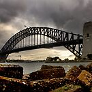 Sydney Foreshore by Luke and Katie Thurlby