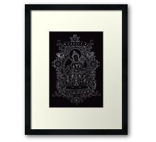 Purity of Soul Tee Framed Print