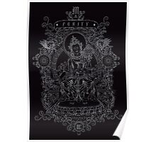 Purity of Soul Tee Poster
