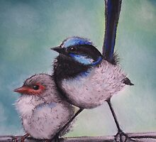 A Pretty Pair by Sally Ford