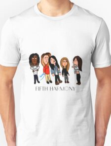 Fifth Harmony (Cartoon) T-Shirt  T-Shirt
