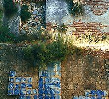 Nunnery Ruin by IngridSonja