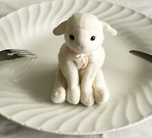 Easter Lamb by ys-eye