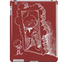 Im so big, tall and hot iPad Case/Skin