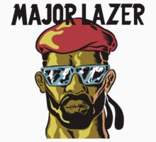 Major Lazer Logo by claxime0720