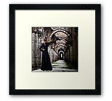 Mystical Raven Fine Art Print Framed Print