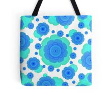Retro Style Decorative Abstract Pattern Tote Bag