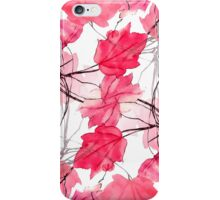 Floral Print Swirls Decorative Design iPhone Case/Skin