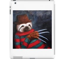Nightmare on Elm Street Sloth iPad Case/Skin
