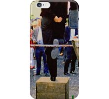 At the Races - Ireland Series iPhone Case/Skin