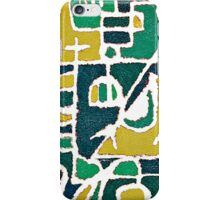Colorful Tribal Abstract Pattern iPhone Case/Skin