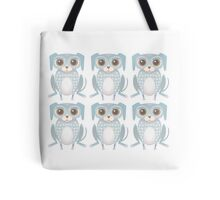6 Lanky Dogs Tote Bag