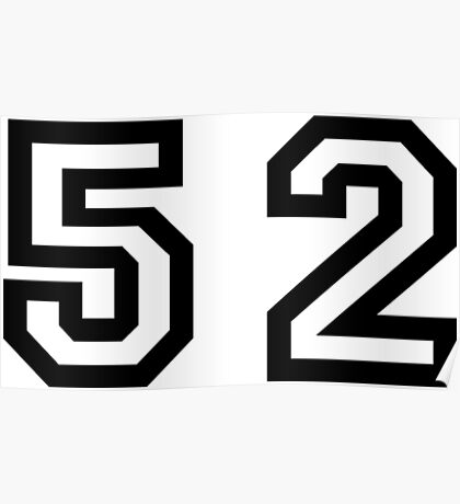 Fifty Two Poster