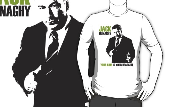 Jack Donaghy by pixelpoetry