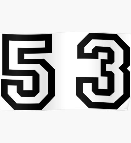 Fifty Three Poster