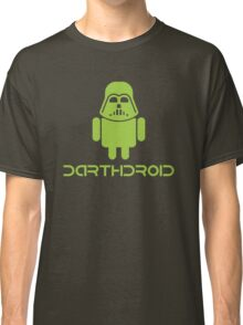 Darthdroid Darth Vader android Classic T-Shirt