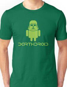 Darthdroid Darth Vader android Unisex T-Shirt