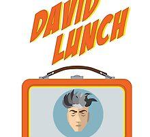 DAVID LUNCH by burro by burrotees