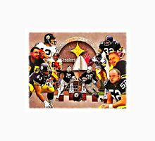 Pittsburgh Steelers Hall of Fame Offensive Legends Unisex T-Shirt
