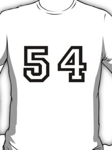 Fifty Four T-Shirt