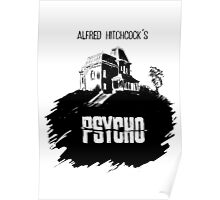 Alfred Hitchcock's Psycho by Burro! Poster