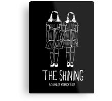 Stanley Kubrick's The Shining Twins! Metal Print